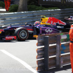 Monaco Formula 1 2013 red bull speed