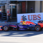 Monaco Formula 1 2013 red bull speed shot