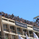 Monaco Formula 1 2013 roof top stand