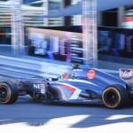 Monaco Formula 1 2013 sauber colour