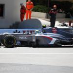 Monaco Formula 1 2013 sauber direct side
