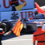 Monaco Formula 1 2013 sauber finish