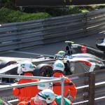 Monaco Formula 1 2013 sauber safety