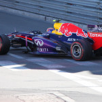 Monaco Formula 1 2013 shadow red bull