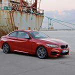 BMW M235i launch red side harbour (1280x853)