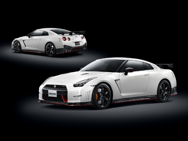 Nissan GTR Nismo pushes the envelope