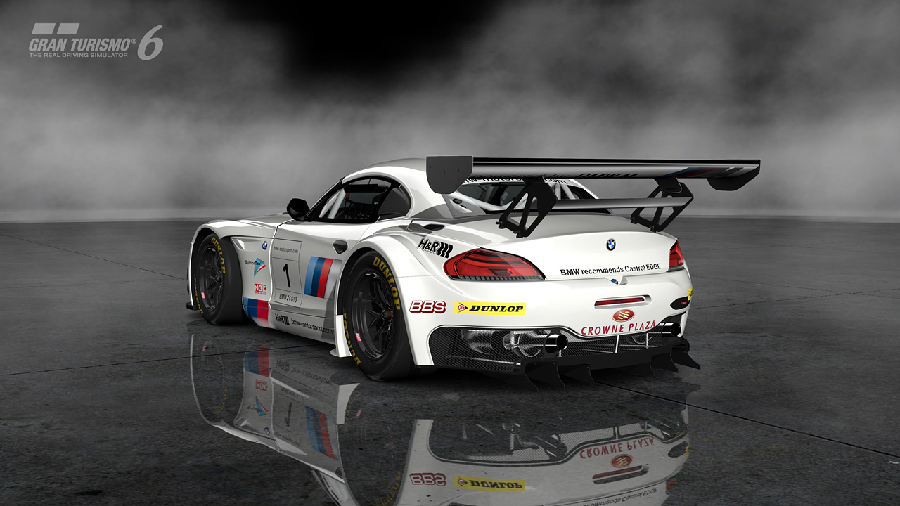 Gran Turismo 6 Bmw Z4 Gt3 2011 Revival Sports Cars