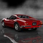 Gran Turismo 6 Ferrari Dino 246GT 1971 Rear