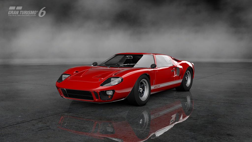 Gran Turismo 6 Ford GT40 mk1 1966