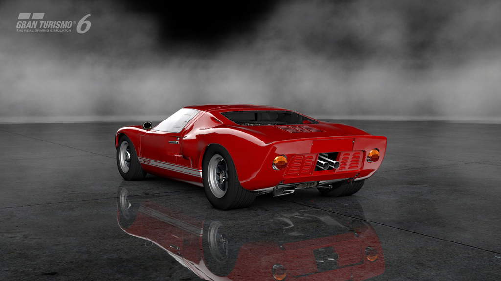ford gt40 the full wiki autos post. Black Bedroom Furniture Sets. Home Design Ideas