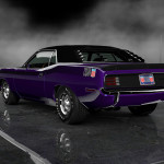Gran Turismo 6 Plymouth Cuda 340 Six Barrel 1970