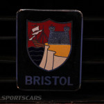 Lancaster Insurance Classic Car Show NEC (100 of 250) Bristol badge closeup