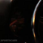 Lancaster Insurance Classic Car Show NEC (104 of 250) Ferrari bb512i speedo closeup orange