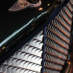 Lancaster Insurance Classic Car Show NEC (118 of 250) Bentley Arnage grill