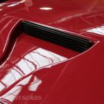 Lancaster Insurance Classic Car Show NEC (125 of 250) Alfa Romeo vent closeup