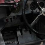 Lancaster Insurance Classic Car Show NEC (135 of 250) Alfa Romeo vintage interior