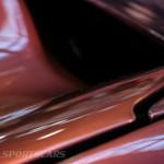 Lancaster Insurance Classic Car Show NEC (140 of 250) TVR Tuscan front bonnet vent curves