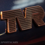 Lancaster Insurance Classic Car Show NEC (141 of 250) TVR tuscan badge
