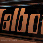 Lancaster Insurance Classic Car Show NEC (148 of 250) Talbot decal