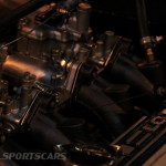 Lancaster Insurance Classic Car Show NEC (151 of 250) Lotus Talbot engine detail