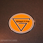 Lancaster Insurance Classic Car Show NEC (158 of 250) Ginetta badge racer