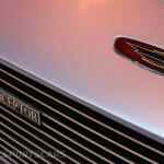 Lancaster Insurance Classic Car Show NEC (168 of 250) Jensen Interceptor Front grill closeup