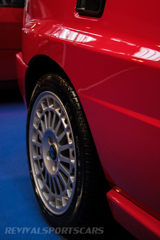 Lancaster Insurance Classic Car Show NEC (17 of 250) Lancia Delta Integrale 16V