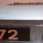 Lancaster Insurance Classic Car Show NEC (170 of 250) Jensen Interceptor number plate