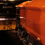 Lancaster Insurance Classic Car Show NEC (184 of 250) Dart swinger rear