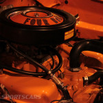 Lancaster Insurance Classic Car Show NEC (185 of 250) Dart swinger engine block