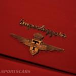 Lancaster Insurance Classic Car Show NEC (190 of 250) Bristol badge closeup