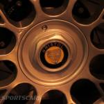 Lancaster Insurance Classic Car Show NEC (197 of 250) Bristol AP racing brakes closeup detail