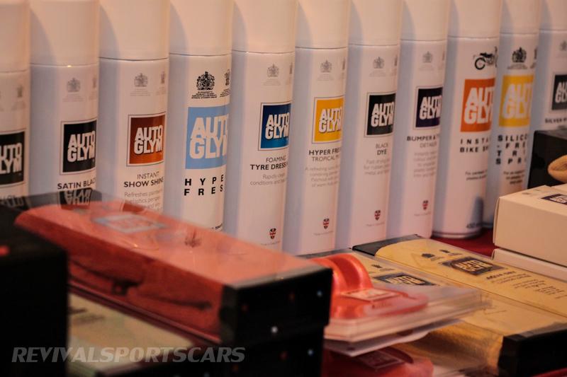 Lancaster Insurance Classic Car Show NEC (20 of 250) Autoglym Range