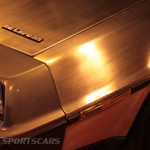 Lancaster Insurance Classic Car Show NEC (200 of 250) DMC delorean brushed finish aluminium