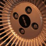Lancaster Insurance Classic Car Show NEC (204 of 250) DMC Delorean Alloy Wheel detail