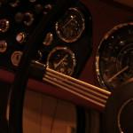 Lancaster Insurance Classic Car Show NEC (208 of 250) Doretti interior closeup
