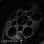 Lancaster Insurance Classic Car Show NEC (214 of 250) Lamborghini Countach 25 anniversary alloy wheel closeup