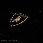 Lancaster Insurance Classic Car Show NEC (222 of 250) Lamborghini badge closeup detail