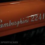 Lancaster Insurance Classic Car Show NEC (223 of 250) Lamborghini Tractor closeup