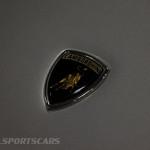 Lancaster Insurance Classic Car Show NEC (225 of 250) Lamborghini Countach front badge