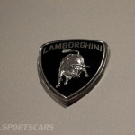 Lancaster Insurance Classic Car Show NEC (229 of 250) Lamborghini LM002 badge