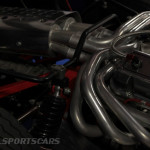 Lancaster Insurance Classic Car Show NEC (237 of 250) Ford GT40 exhaust manifold
