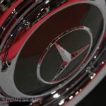 Lancaster Insurance Classic Car Show NEC (244 of 250) Mercedes wheel cover