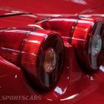 Lancaster Insurance Classic Car Show NEC (31 of 250) Ferrari Enzo rear lights