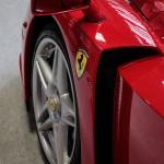 Lancaster Insurance Classic Car Show NEC (32 of 250) Ferrari Enzo Wheel nut