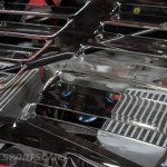 Lancaster Insurance Classic Car Show NEC (34 of 250) Ferrari F40 rear engine perspex