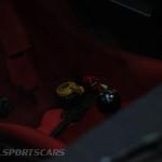Lancaster Insurance Classic Car Show NEC (41 of 250) Ferrari F40 seat buckle