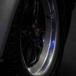 Lancaster Insurance Classic Car Show NEC (55 of 250) Porsche 930 911 turbo rear alloy