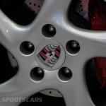 Lancaster Insurance Classic Car Show NEC (56 of 250) Porsche 991 Turbo S alloy wheel