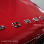 Lancaster Insurance Classic Car Show NEC (59 of 250) Porsche 911T rear badge